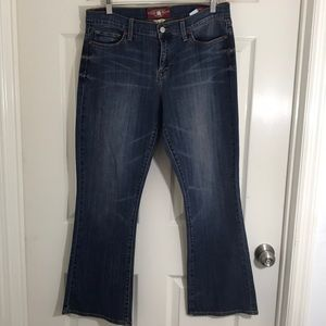 NWOT Sofia Boot Jeans SiZe 14/32